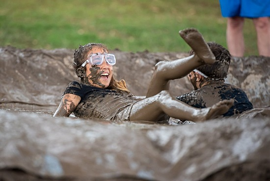 Mud World Logan 2018 Session 5 (Sun 1:30pm - 4:30pm)