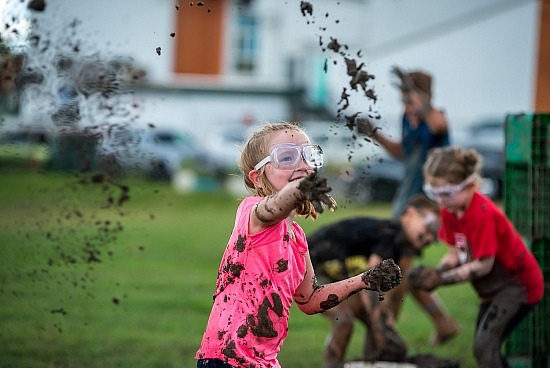 Mud World Logan 2018 Session 2 (Sat 1:30pm - 4:30pm)