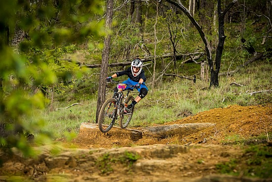 SEQ Enduro Series 2018 Round 7 - Mt Joyce