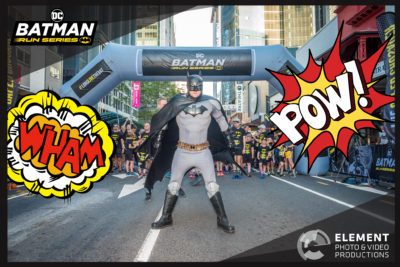 2019 Batman Fun Run, Brisbane