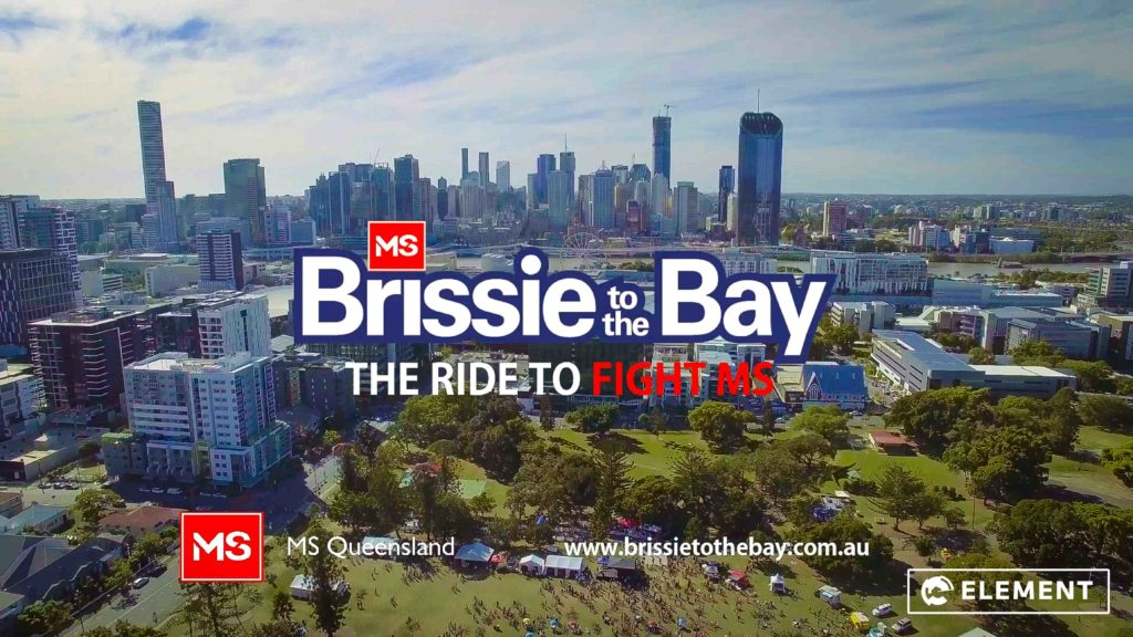 MS Brissie to the Bay
