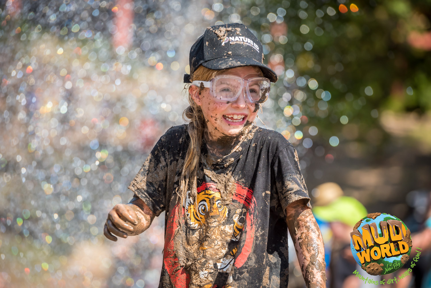 There was something for everyone at Mud World.