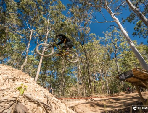 Queensland Enduro Series Round 5 at Boomerang Farm – Race Report by Nathan Kennedy