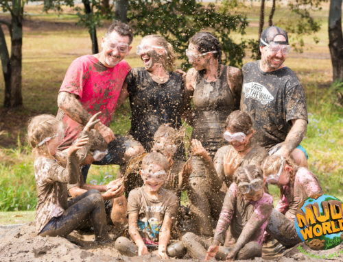 Element captures the mess and the memories at Nature Play QLD's Mud World