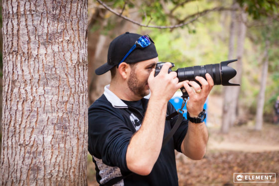 Lachie from Element Photo and Video Productions