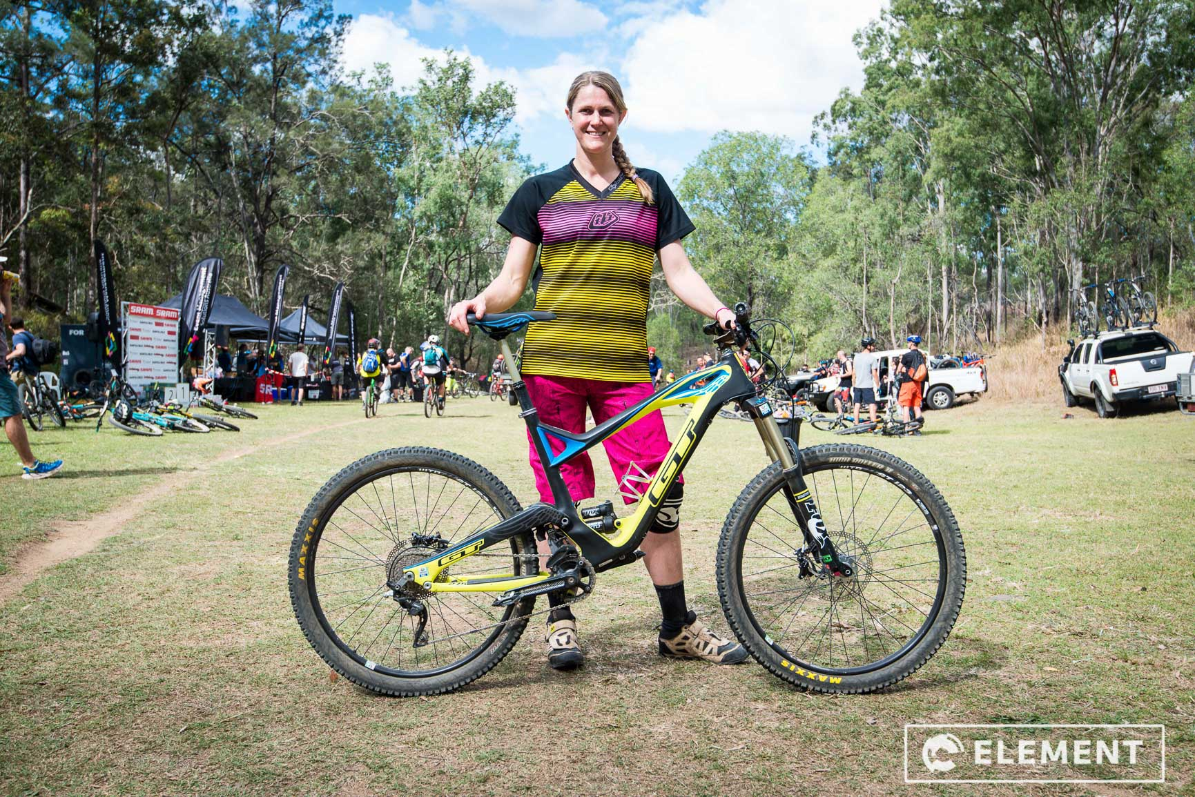 sarsha enduro winner
