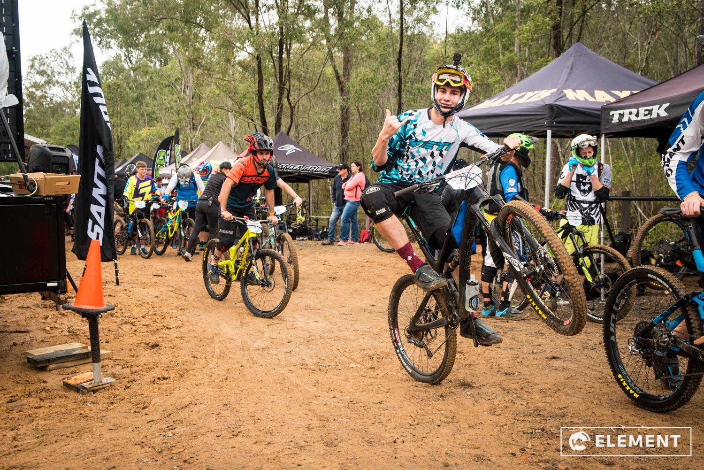 SRAM Enduro Series Round 5 at Toowoomba, 17-7-2016. Photos by Element.