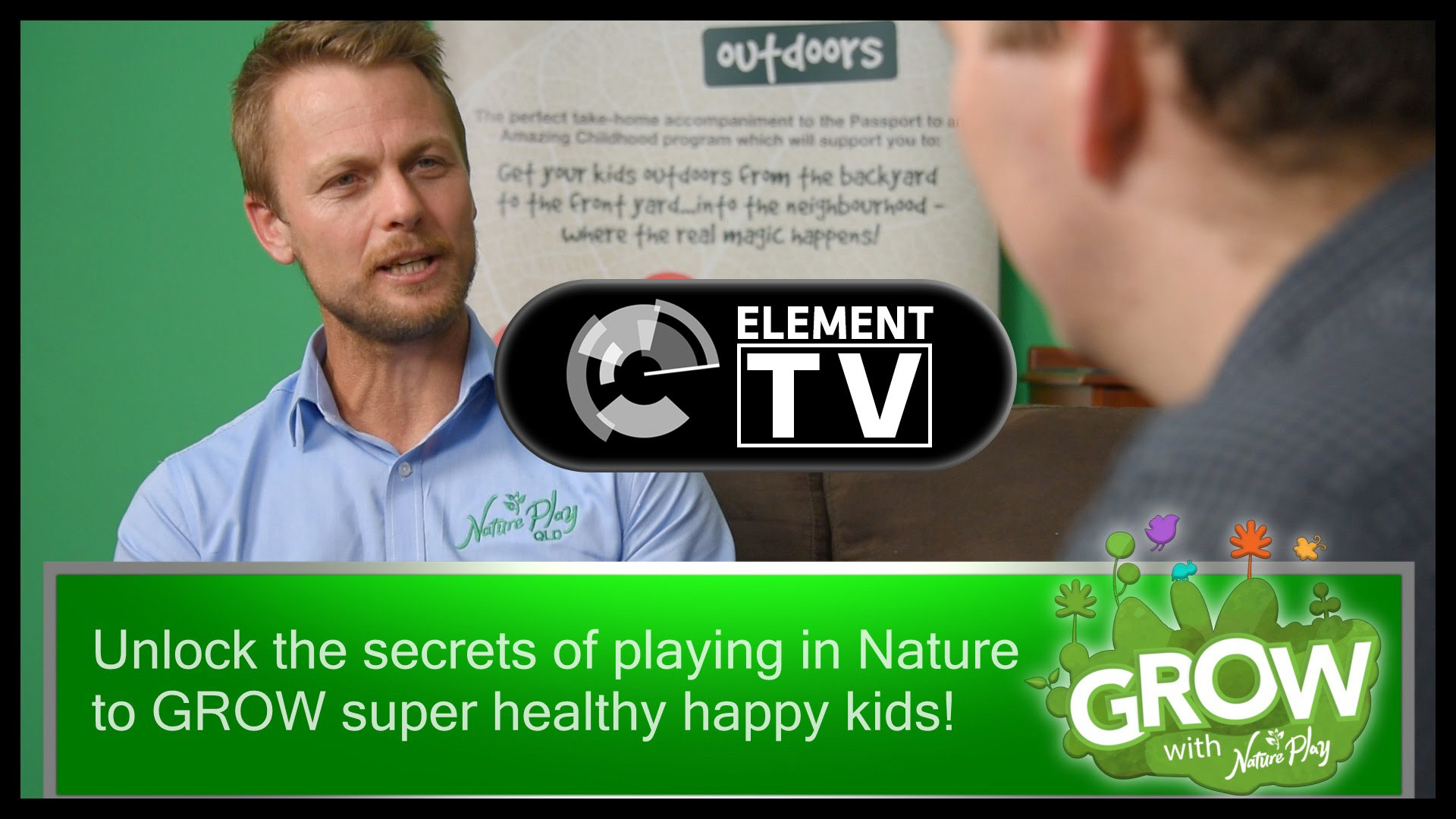 Hyahno from Nature Play Qld on ElementTV